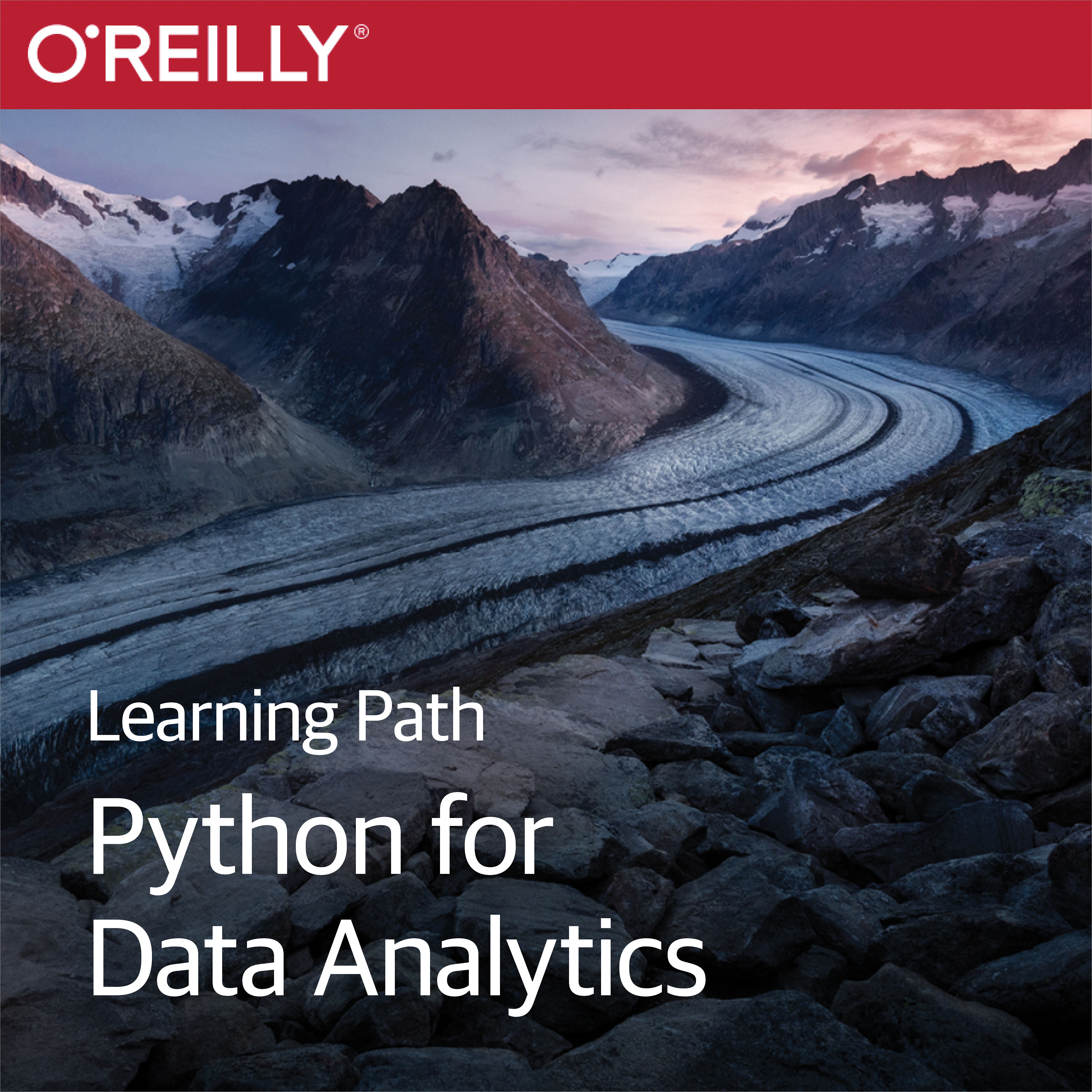 cover for Learning Path: Python for Data Analytics