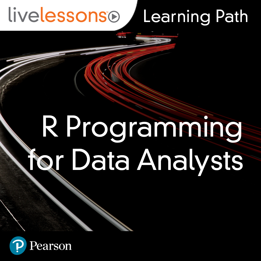 cover for Learning Path: R Programming for Data Analysts