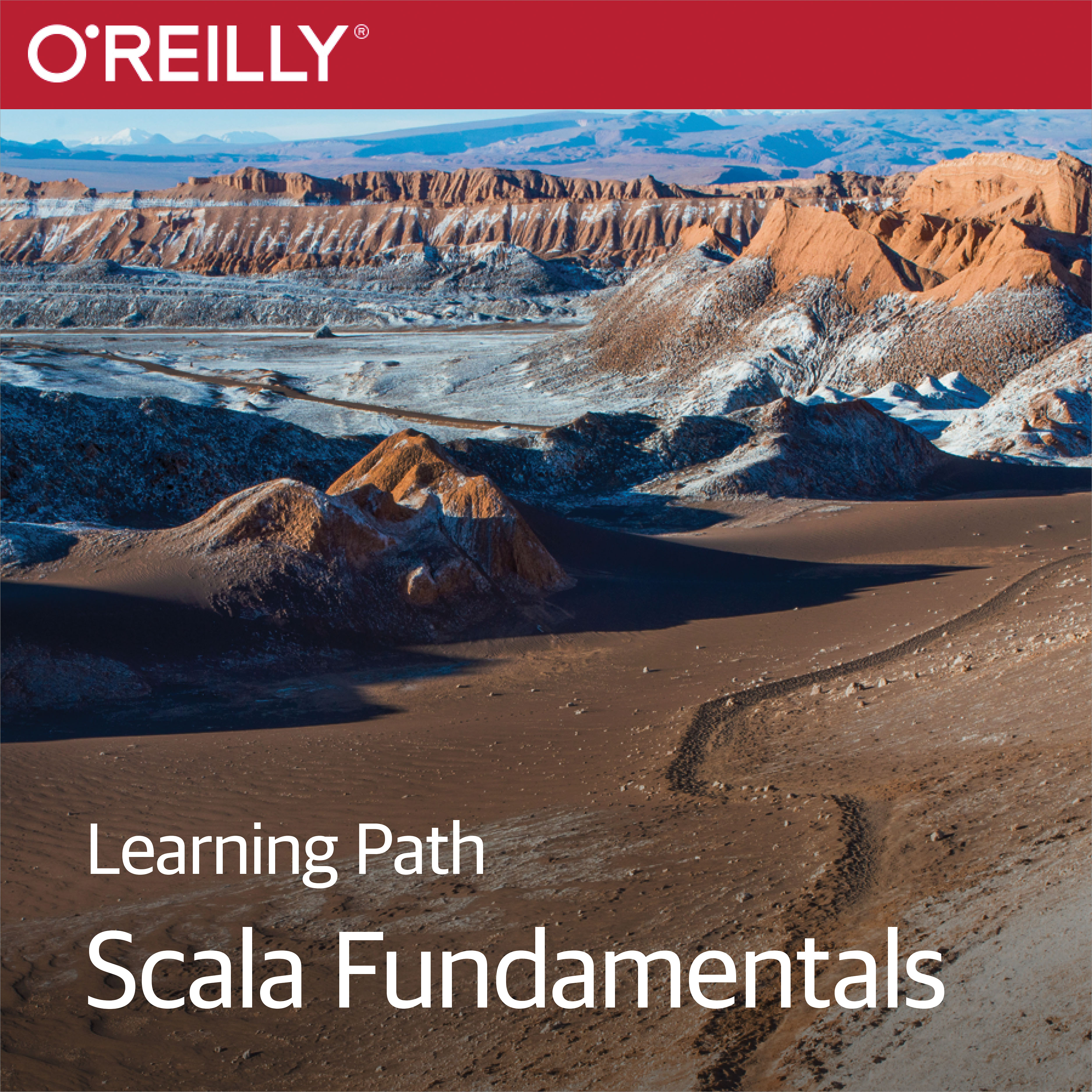 cover for Learning Path: Scala Fundamentals