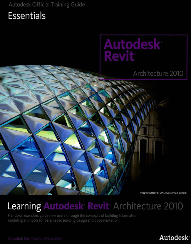 autodesk official training guide