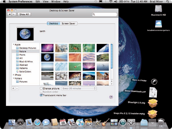 1  How Can I Use My Desktop Space Efficiently? - MacBook
