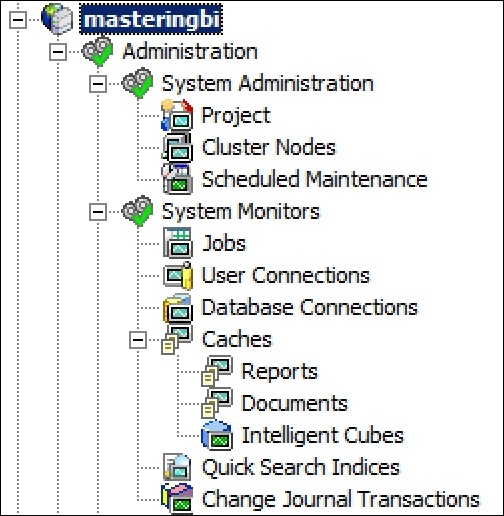 Monitoring Microstrategy Mastering Business Intelligence With