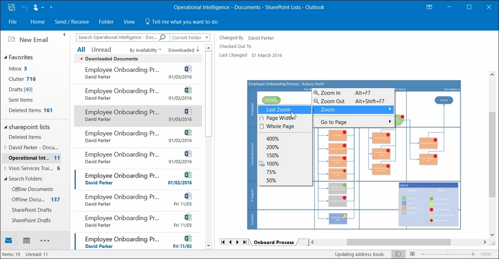 Viewing Visio documents without Visio
