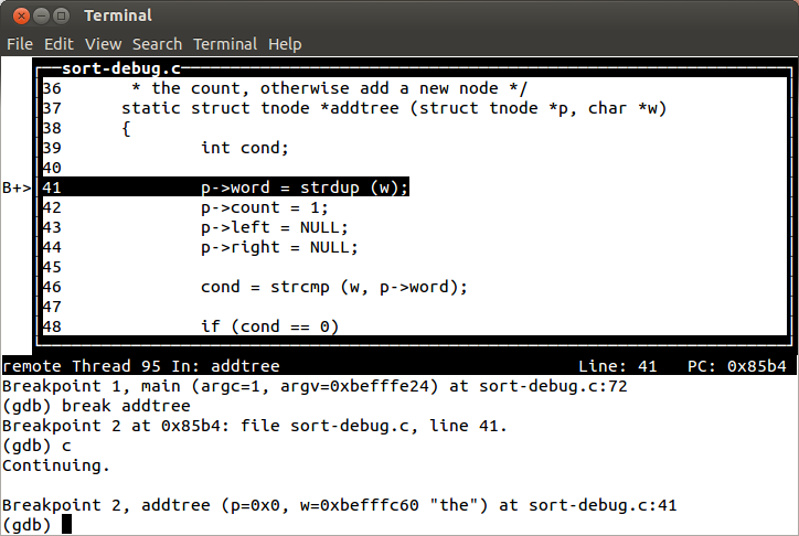 Terminal user interface - Mastering Embedded Linux