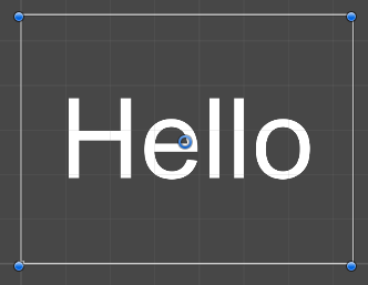 Appropriately scaling text in the Canvas - Mastering UI Development