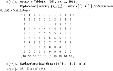 4  Patterns and Rule-Based Programming - Mathematica