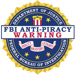 FIGURE 11.1 FBI Copyright Logo.