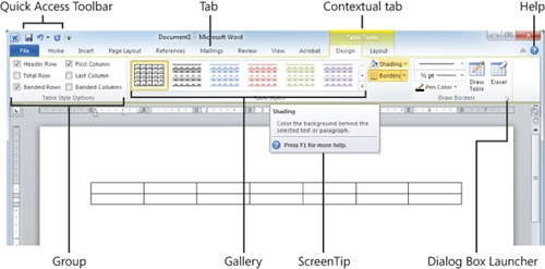 What is the microsoft Fluent UI name, and conventions ...