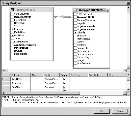 Retrieving Data from Multiple Tables - Microsoft® SQL Server™ 2008