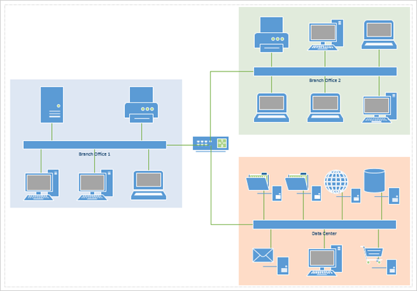 9 Creating Network and Data Center    Diagrams     Microsoft