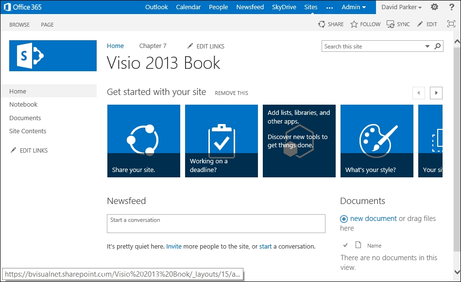 Creating A Visio Process Repository