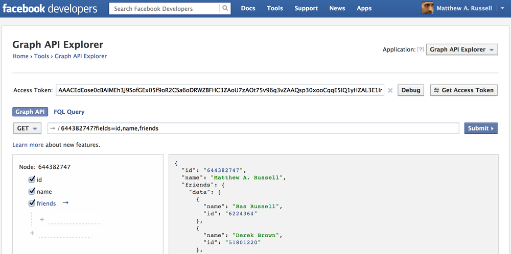 2  Mining Facebook: Analyzing Fan Pages, Examining Friendships, and