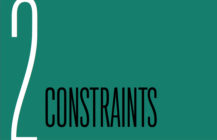 Chapter 2: Constraints