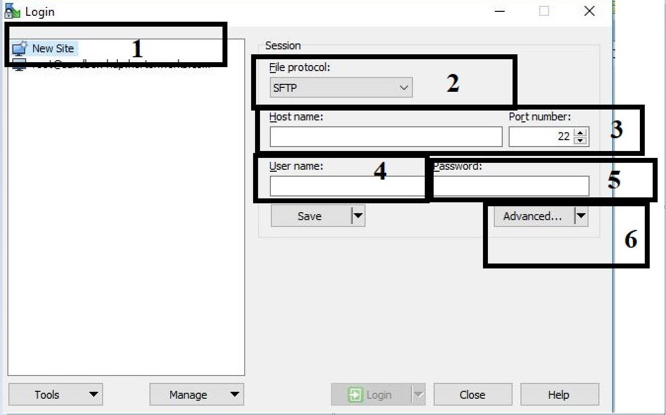 Setting up WinSCP, an SFTP client for Windows - Modern Scala