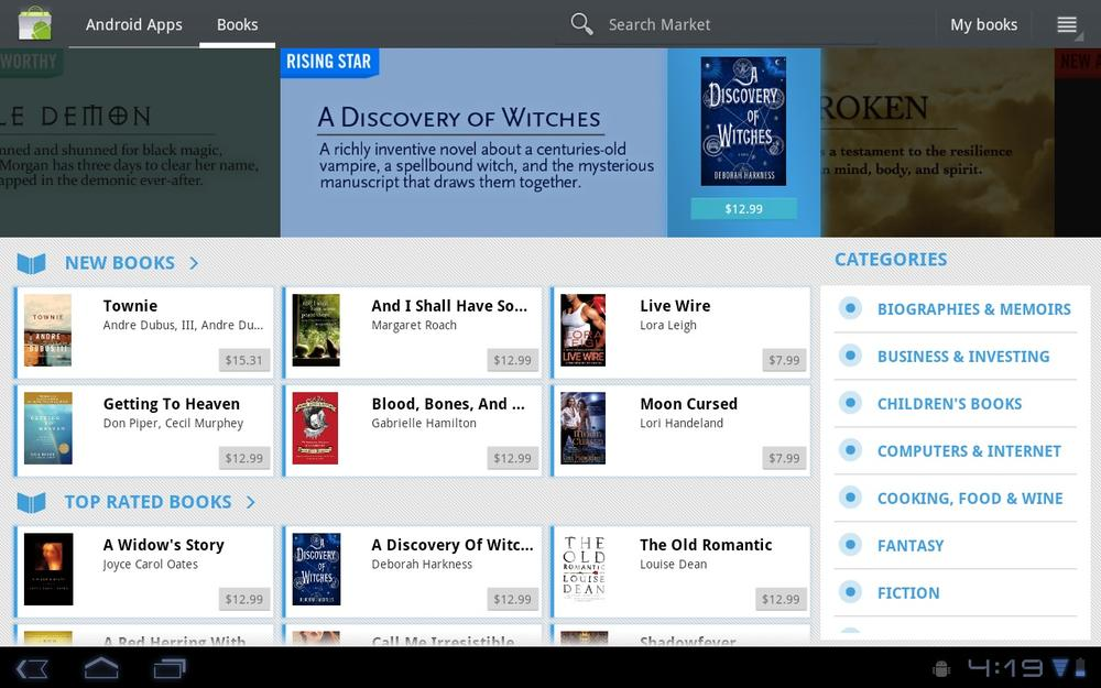 4  Downloading and Using Apps - Motorola Xoom: The Missing