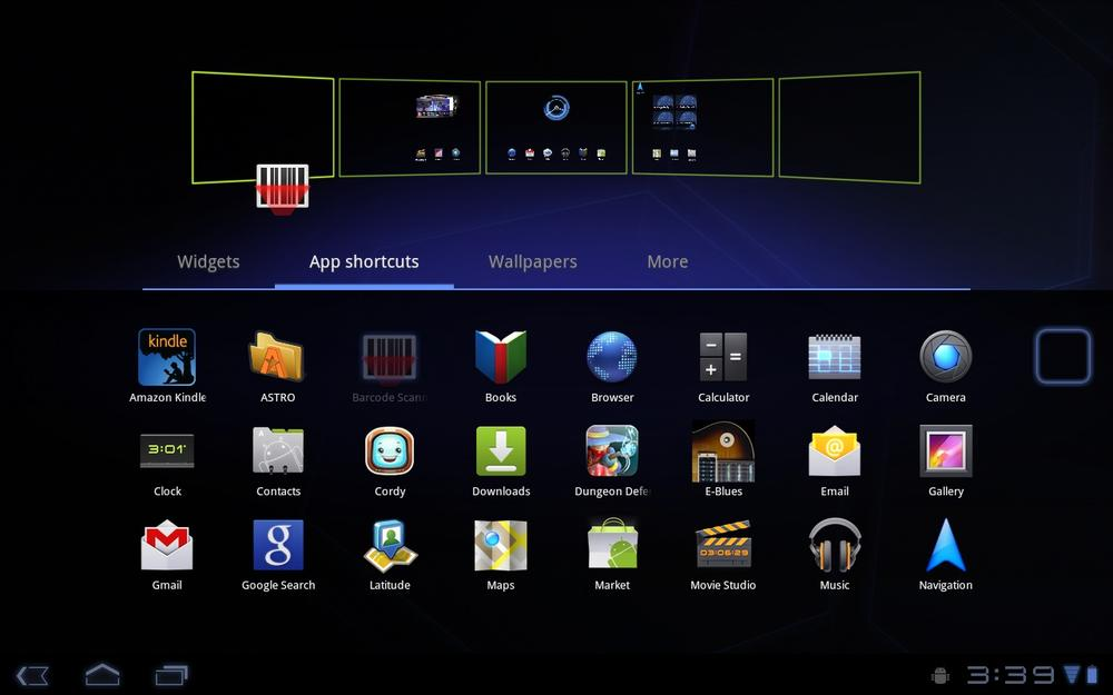 4  Downloading and Using Apps - Motorola Xoom: The Missing Manual [Book]