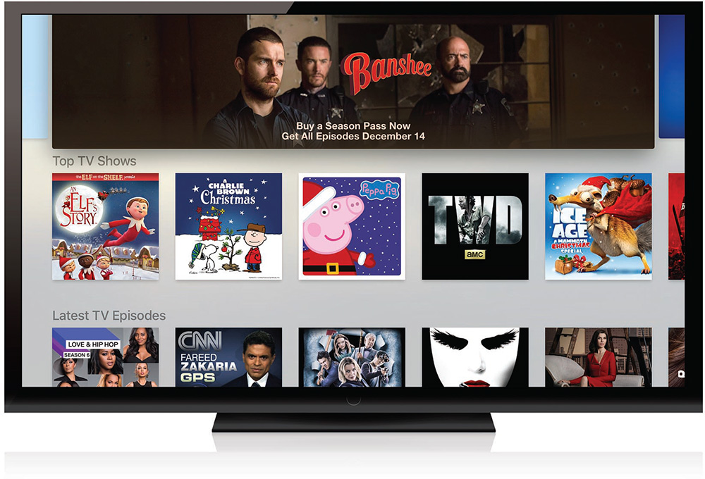 3  Using iTunes for TV and Movies - My Apple TV® [Book]