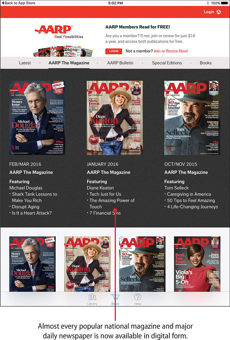 10  Reading Digital Newspapers and Magazines - My Digital