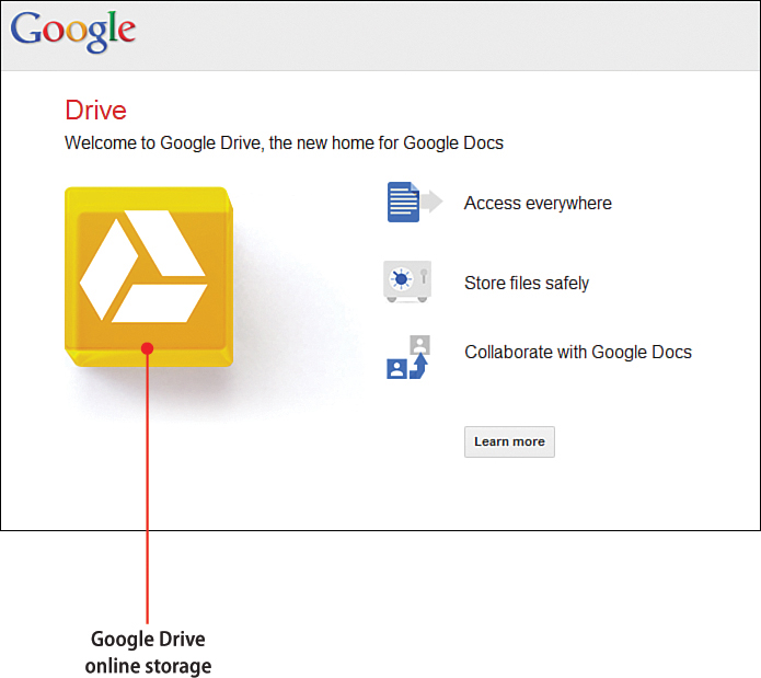 8  Using Google Drive to Store and Share Files - My Google