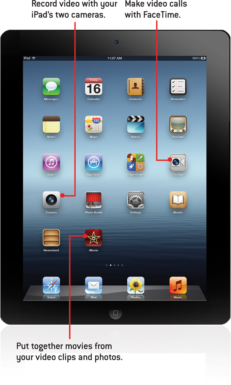 How To Make A Book Cover App ~ Recording video my ipad covers ios on