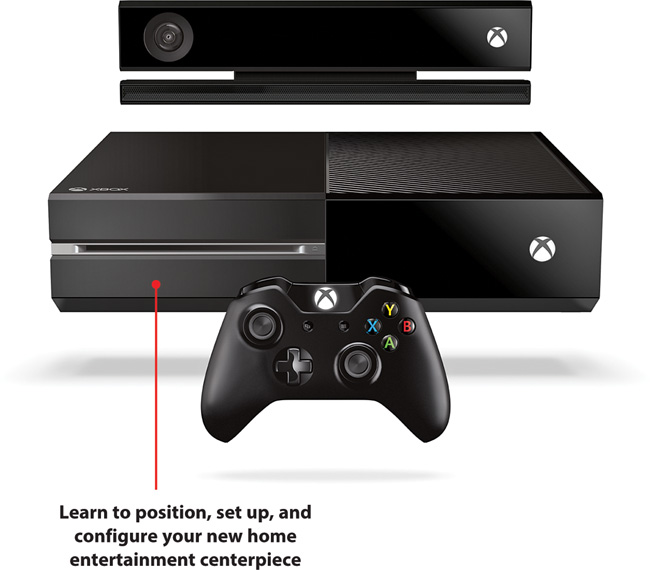 1  Setting Up Your Xbox One - My Xbox® One [Book]