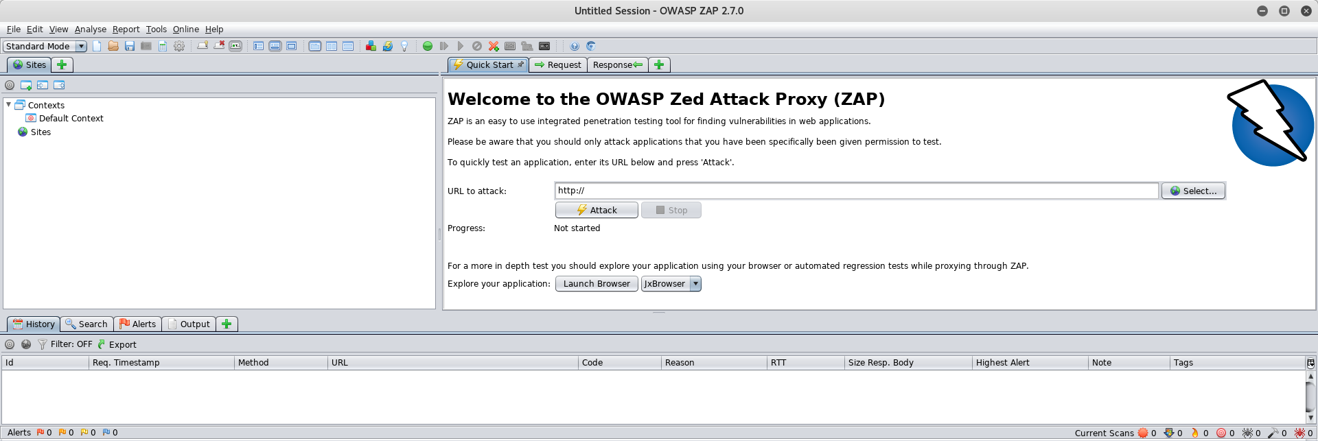OWASP ZAP - Network Vulnerability Assessment [Book]