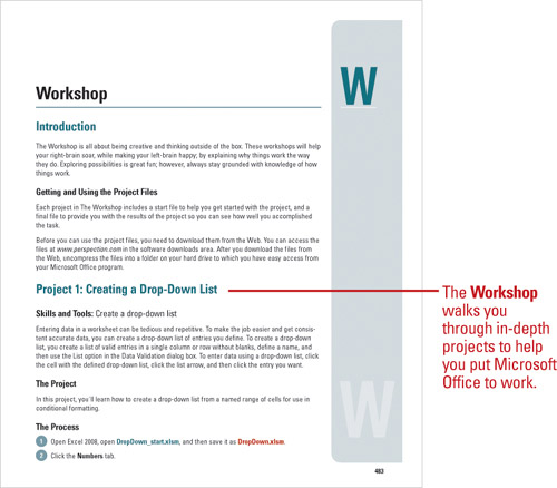 Workshop - Office 2008 for the Mac on Demand [Book]
