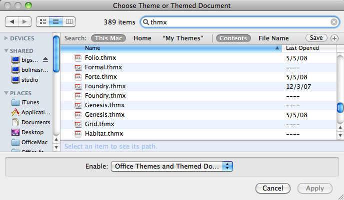 4. Setting Up Documents and Pages