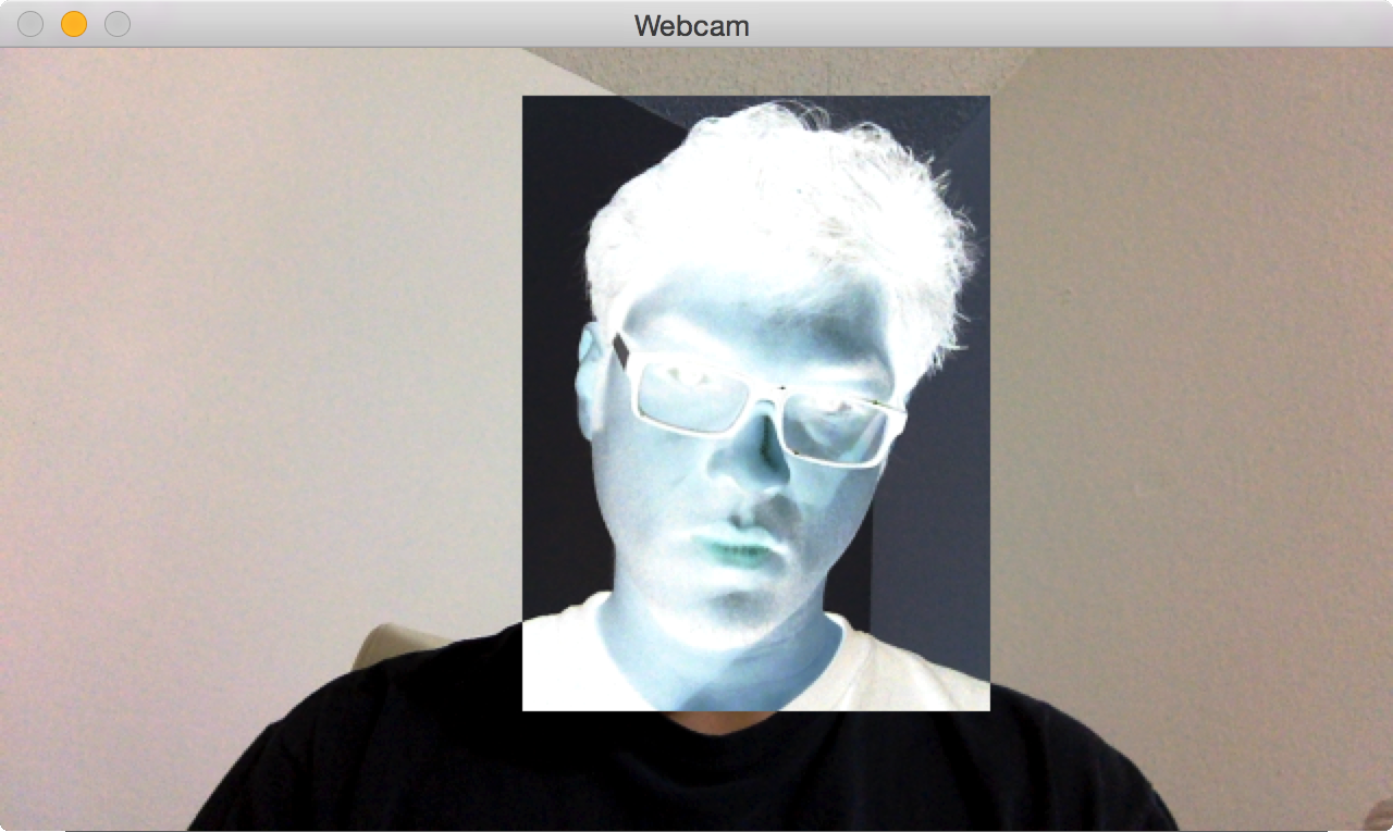 Opencv Capture Image From Webcam