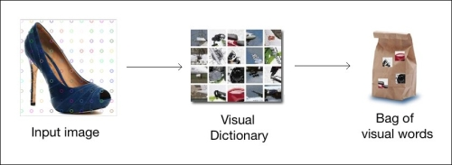 What is a visual dictionary?