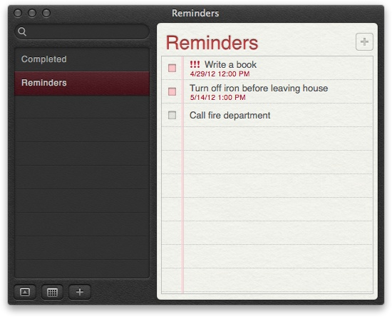 Reminders are finally on all your Apple devices