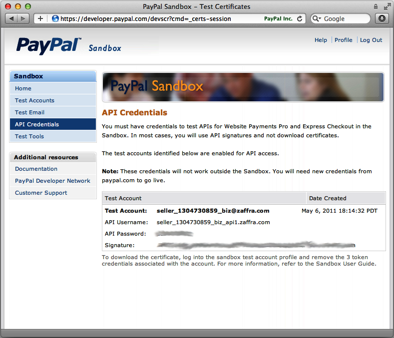 1  PayPal API Overview - PayPal APIs: Up and Running, 2nd