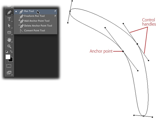 Drawing Lines In Photo Cc : Drawing paths with the pen tool photoshop cc