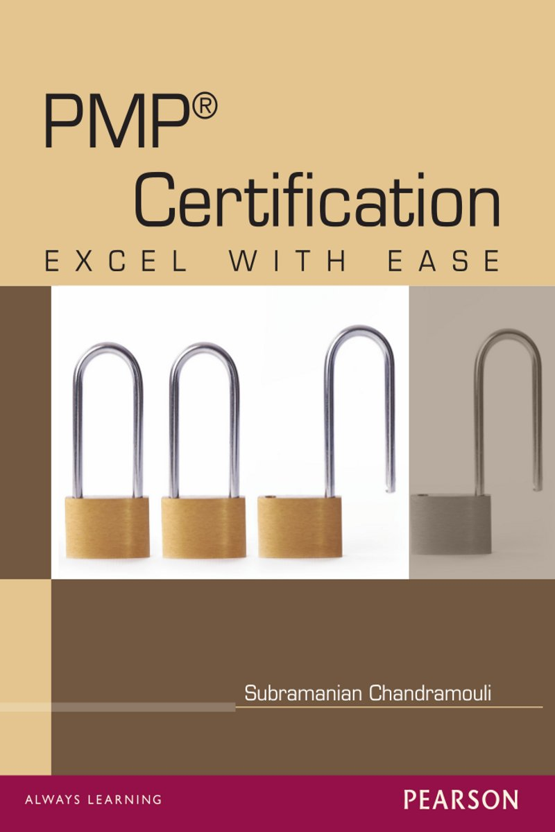 Cover pmp certificationexcel with ease book cover image for pmp097435678 certificationexcel with ease 1betcityfo Choice Image