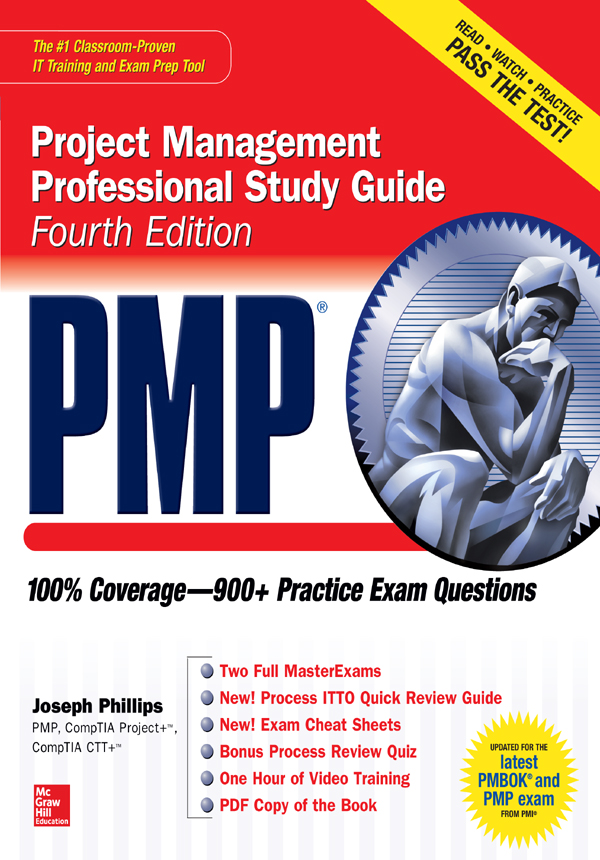 Cover Pmp Project Management Professional Study Guide Fourth