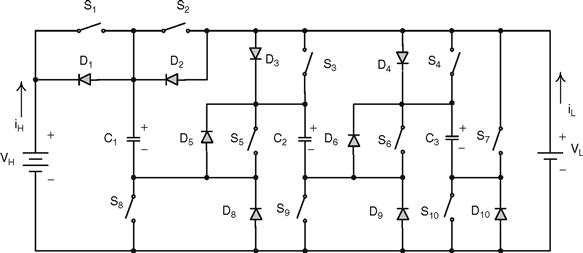 14 9 multiple-lift push u2013pull switched-capacitor luo-converters
