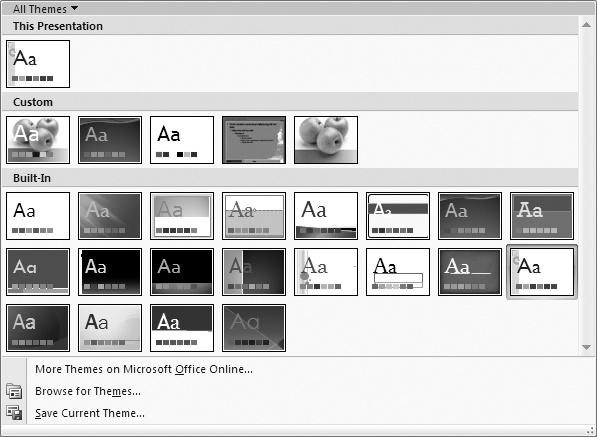 microsoft office power point designs
