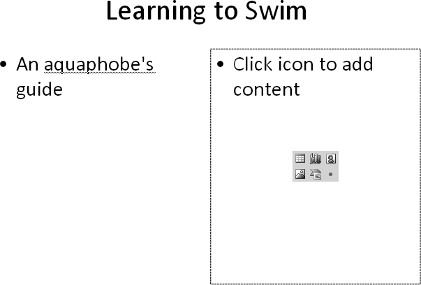 4. Formatting and Laying Out Your Slides - PowerPoint 2007 ...