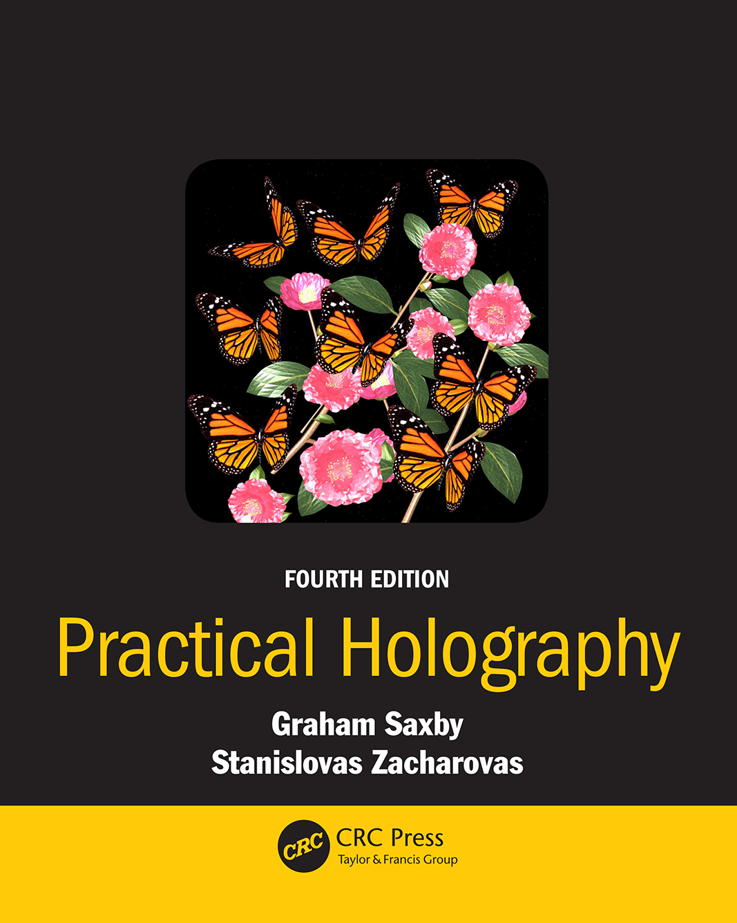 Cover for Practical Holography, Fourth Edition