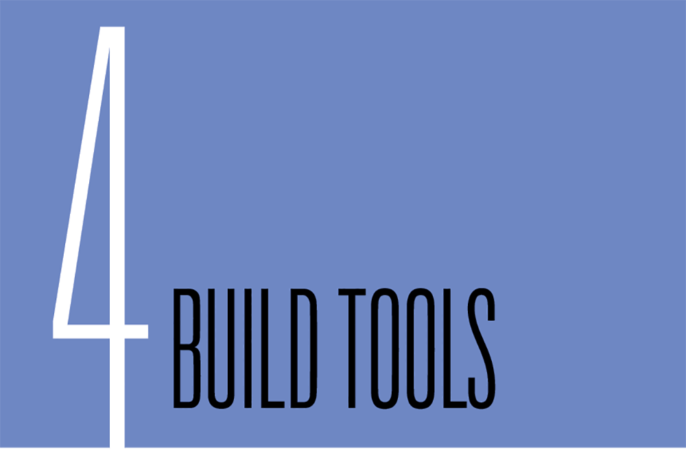 Chapter 4. Build Tools