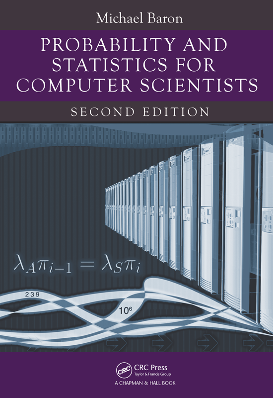 Probability and Statistics for Computer Scientists, Second