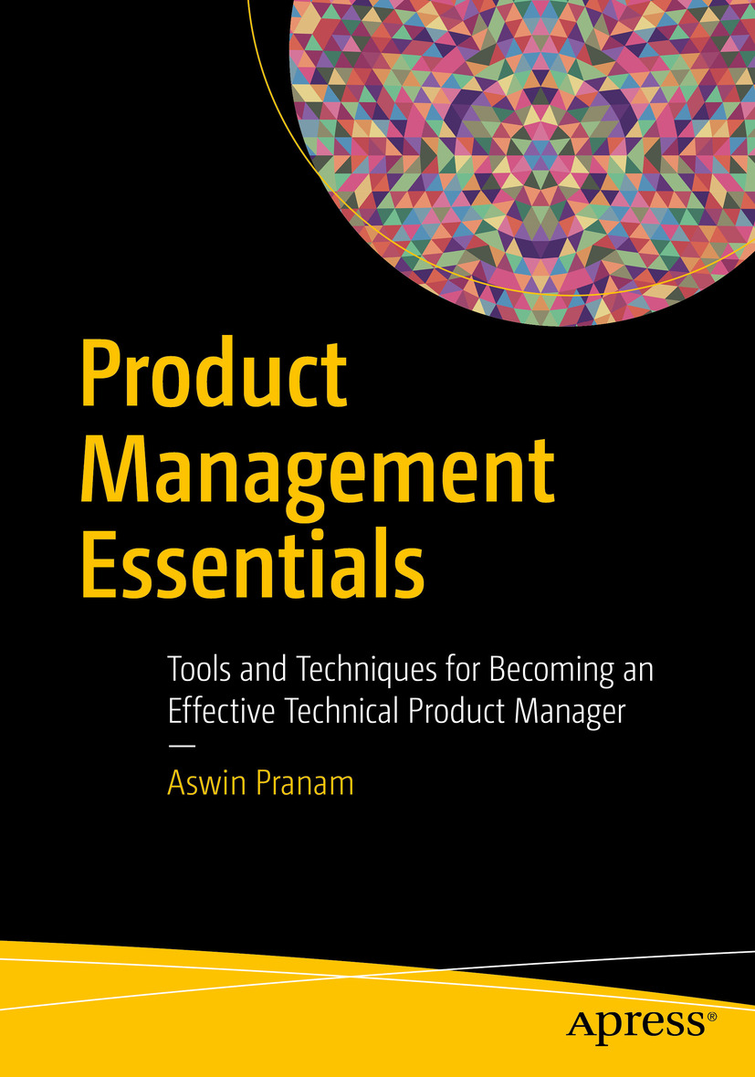 Cover - Product Management Essentials: Tools and Techniques