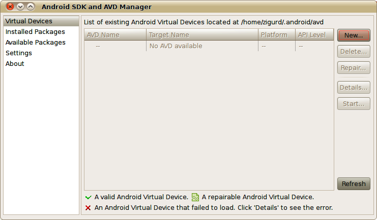 1  Installing the Android SDK and Prerequisites - Programming