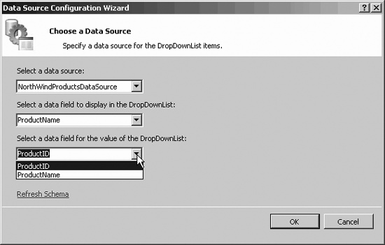 Data Source Configuration Wizard