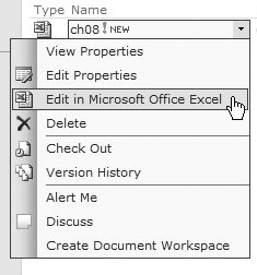 8 4 1  Open Workbooks from a Shared Workspace - Programming Excel
