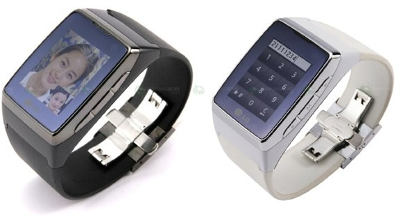"The LG GD910 (the ""watchphone"") is the first of a new generation of mobile devices that will have web support through widgets with updatable information in the near future."