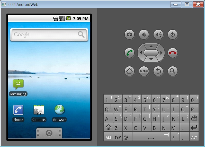 4  Setting Up Your Environment - Programming the Mobile Web