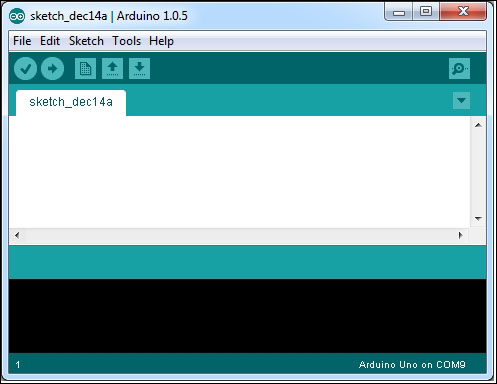 Getting started with the Arduino IDE
