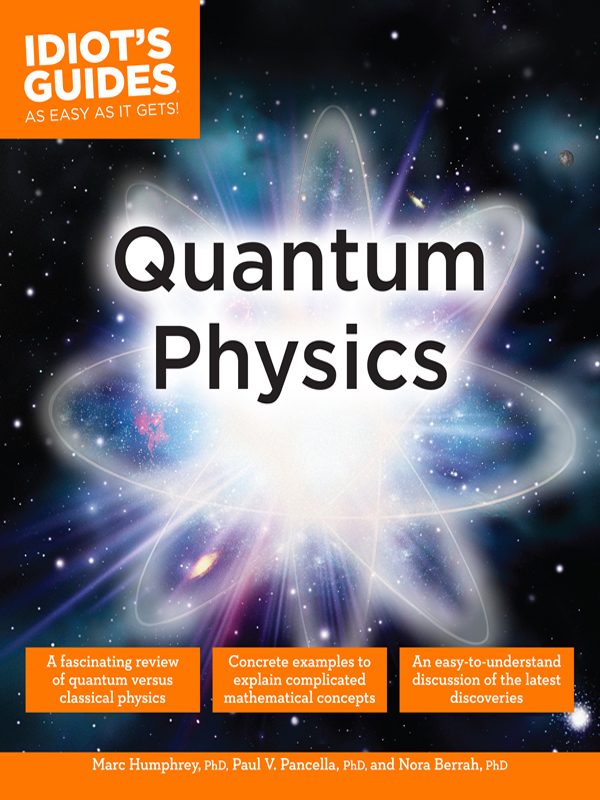 Cover image for Idiot's Guides®: Quantum Physics