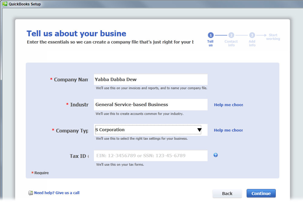 how to delete one company in quickbooks online